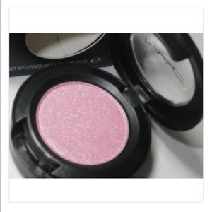 Used once, MAC pink freeze frost eyeshadow